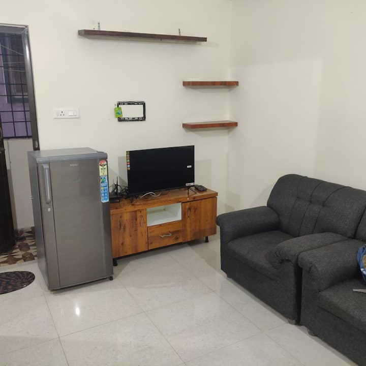 1bhk individual flat for rent
