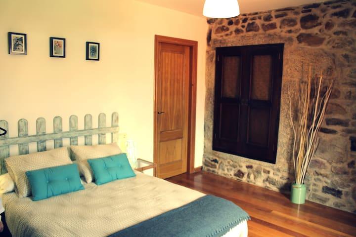 Cortegada Double room with private bathroom - Vilagarcía de Arousa - Bed & Breakfast
