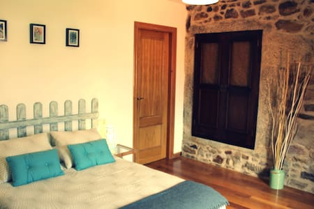 Cortegada Double room with private bathroom - Vilagarcía de Arousa - Bed & Breakfast