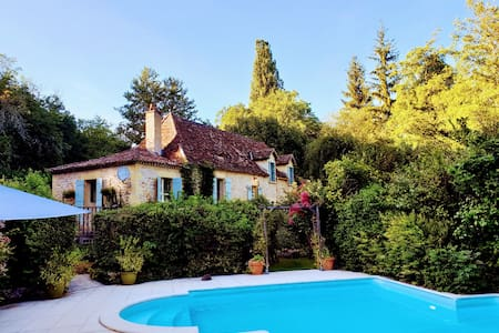 Watermill with private pool in the Dordogne