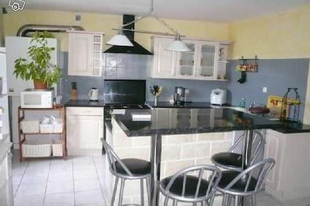 Chambre chez l'habitant - Ambérieu-en-Bugey