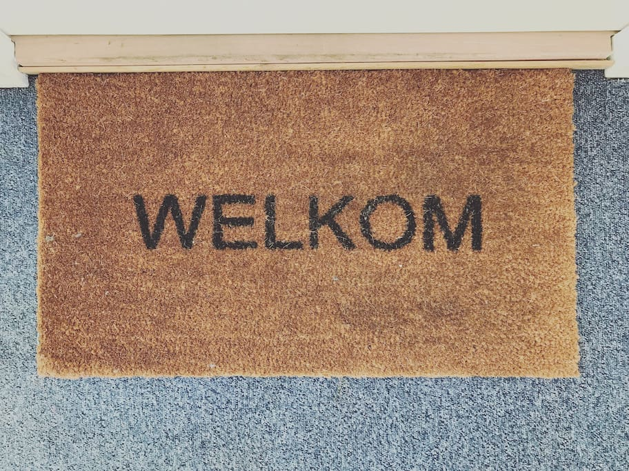 You're always 'welkom'!