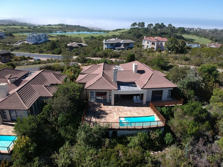 Spoil yourself in House Majestic,  Pezula, Knysna