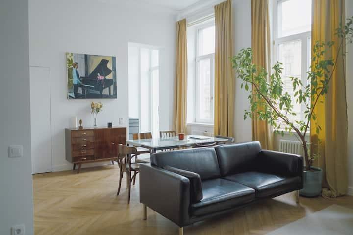 Beautiful studio in the heart of Saint Petersburg