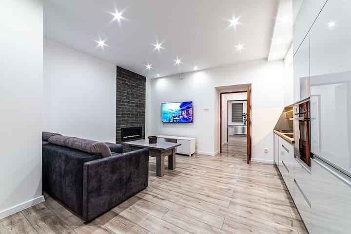 Apartament w centrum Radomia