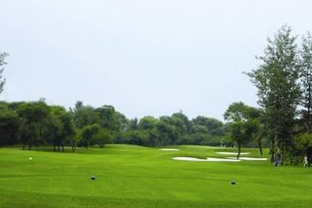 Apartments in a Golf Course with 5-star hotel - Langfang