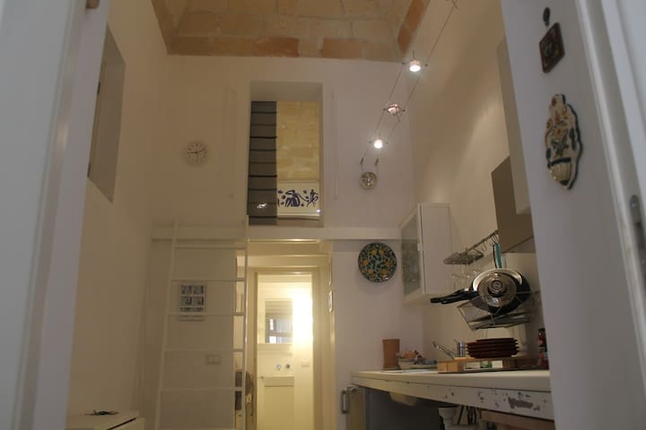 Trapani HOLIDAY APARTMENT THE CONCHOID - Trapani - Huoneisto
