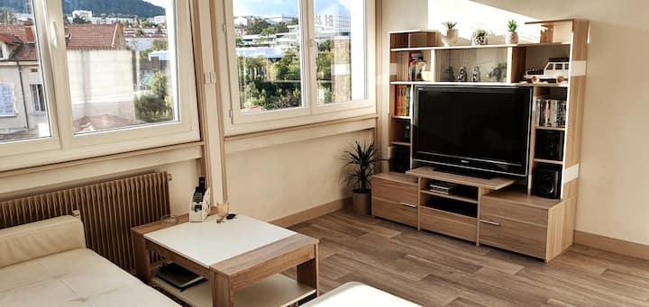 Appartement Annonay, propre et lumineux.