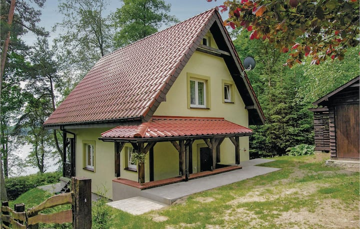 Amazing home in Gietrzwald with 3 Bedrooms