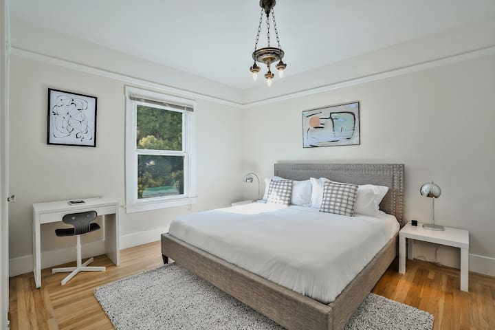 Large 1 Bedroom near UCSF Parnassus and MUNI