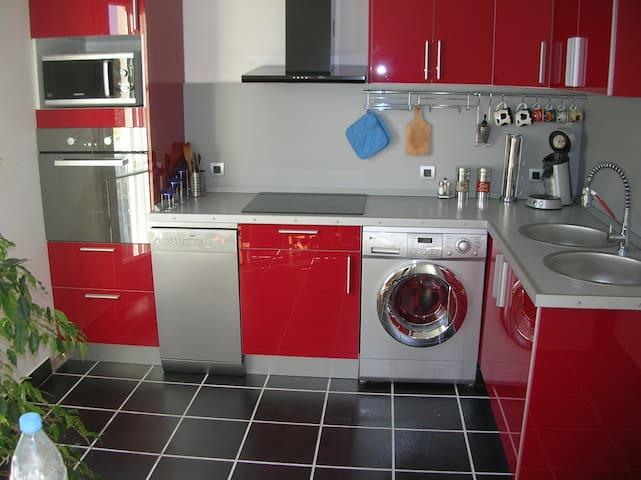 Duplex de 3 pièces 70 m2 à 25 mn de Paris - Verrières-le-Buisson - Apartamento