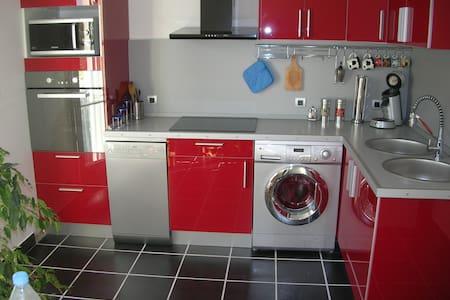 Duplex de 3 pièces 70 m2 à 25 mn de Paris - Verrières-le-Buisson
