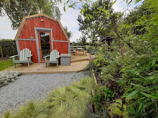 Seaways Glamping, Redwood