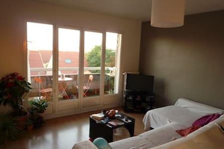 Chambre meublée - Montesson - Leilighet