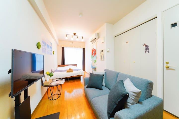 Modern apartment near Shinjuku&Harajuku& Ginza