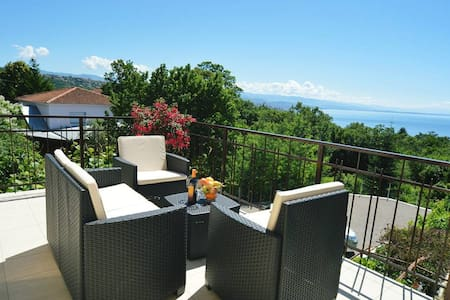 Cataleya Apartment 2+2 Garden Residence***** - Pobri - Apartment