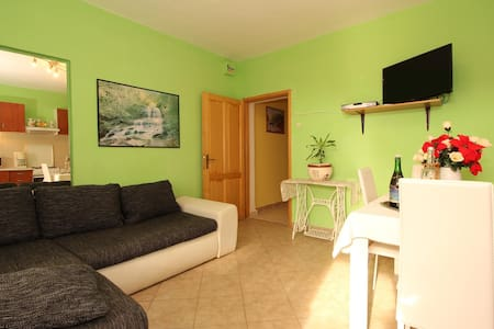 Apartment Milka / One bedroom A1 - Liznjan - Appartamento