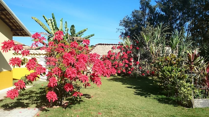 Antares house - Belo Horizonte - Huis