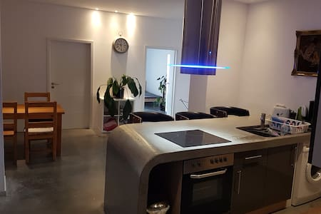 Privatzimmer in moderner Wohnung - Speyer - Apartamento