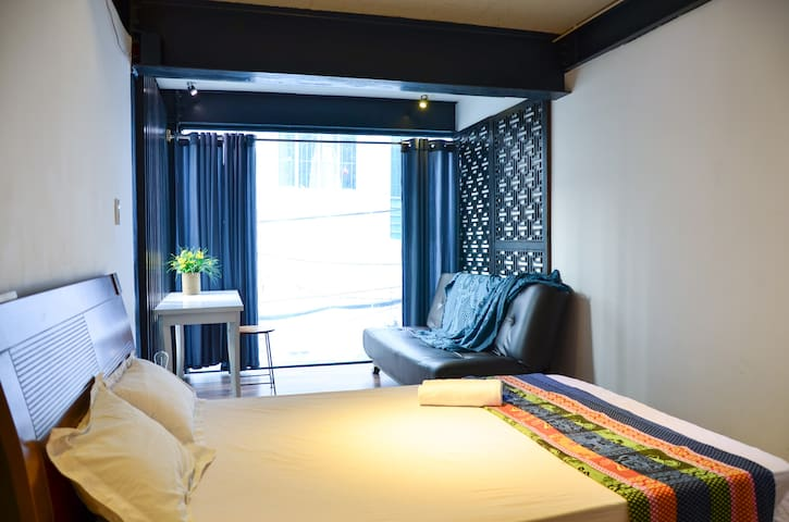 RoomA: Cozy room in heart of Ho Chi Minh - Quận 3 - Apartment
