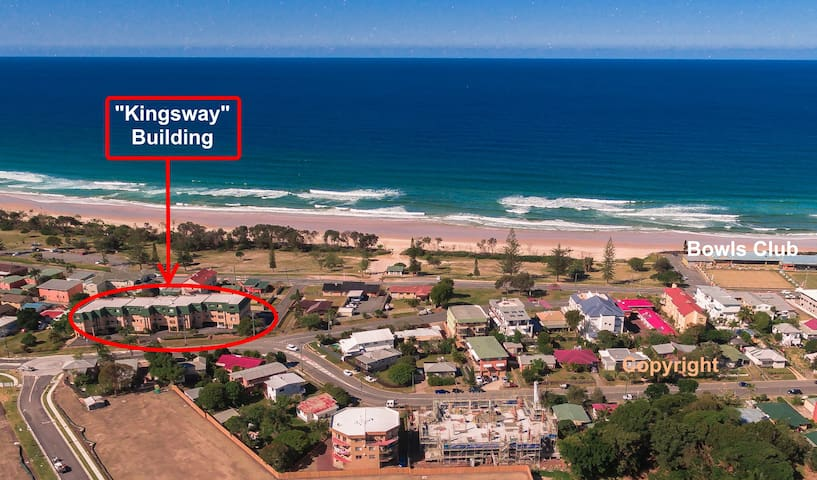 Beach Side Bliss - Kingscliff - Apartment