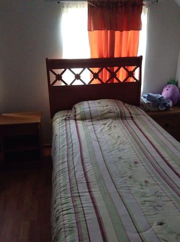 Habitación amoblada en Longaví - Longaví  - Dorm