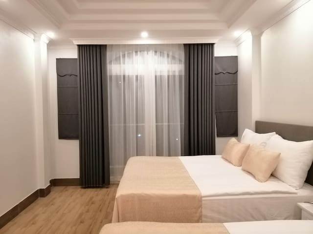 Sao Mai Hostel is friendly, clean and comfortable.
