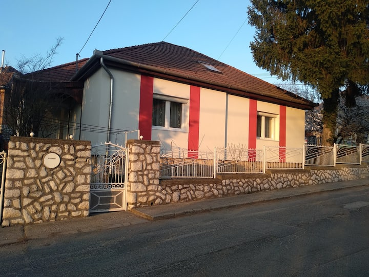 Peaceful property in the heart of Miskolctapolca
