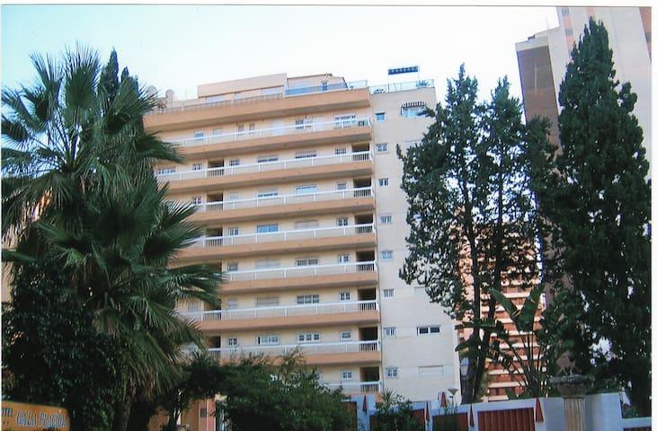 APARTAMENTO ZONA TURISTICA BENIDORM - Benidorm - Appartement en résidence