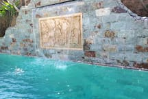 The sound of water, the perfect sound of nature