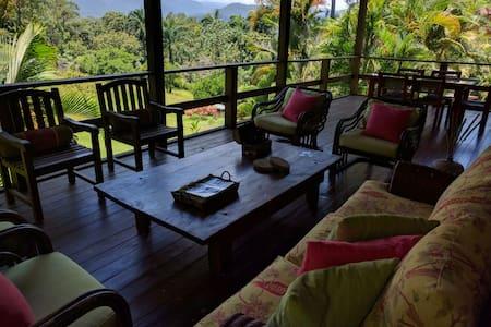 Tranquila y acogedora Villa en Jarabacoa - Jarabacoa