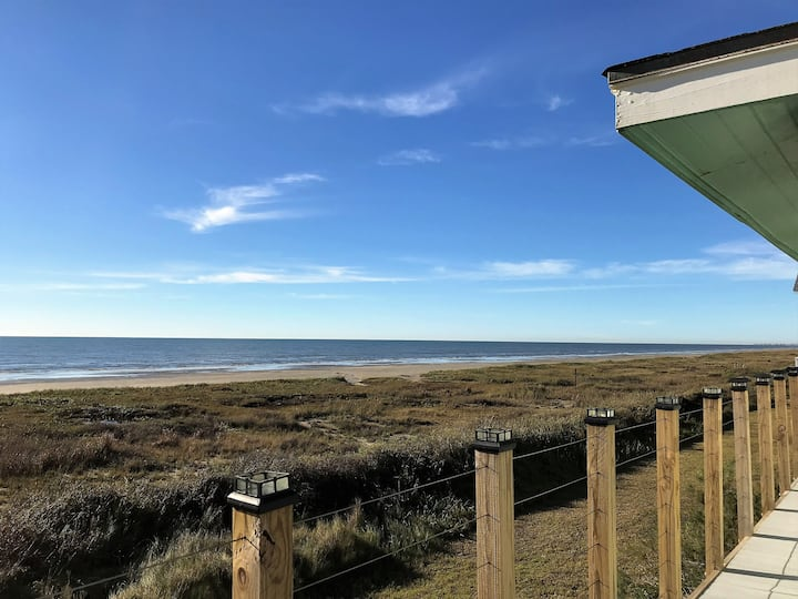 Beachfront, Panoramic View, 4/2, Sleeps 14