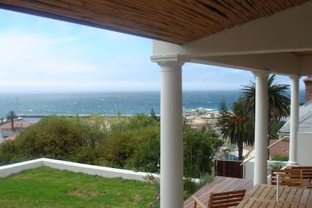Sea view holiday home overlooking Kalk Bay - Cape Town