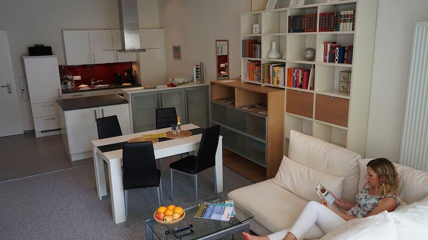 2- Zimmer Appartement DELUXE