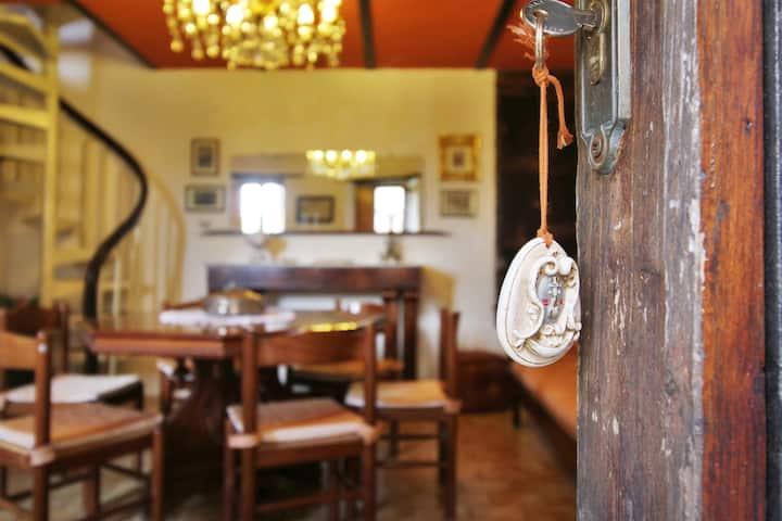 Casa del Bucato con Piscina