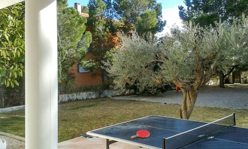 Comfortable house near the beach - Sant Jordi d'Alfama - House