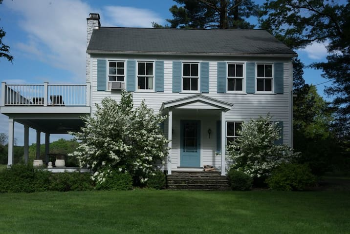Charming Rhinebeck Colonial Home