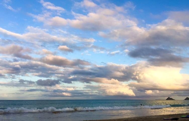 1 OR 2 Bedroom Beach Bungalow! - Kailua - Casa