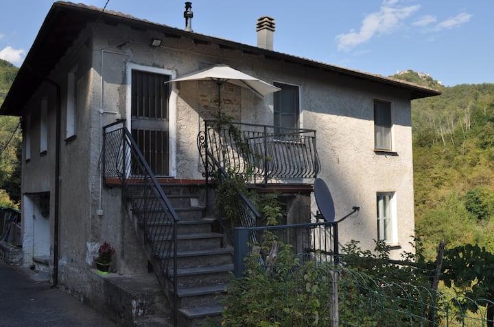 Casa sul fiume Vara  Cinque terre - 011028-LT-0009