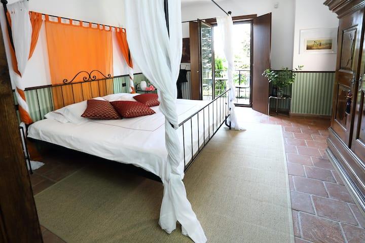 Villa Giarvino - das exklusive Gästehaus (Barbera)