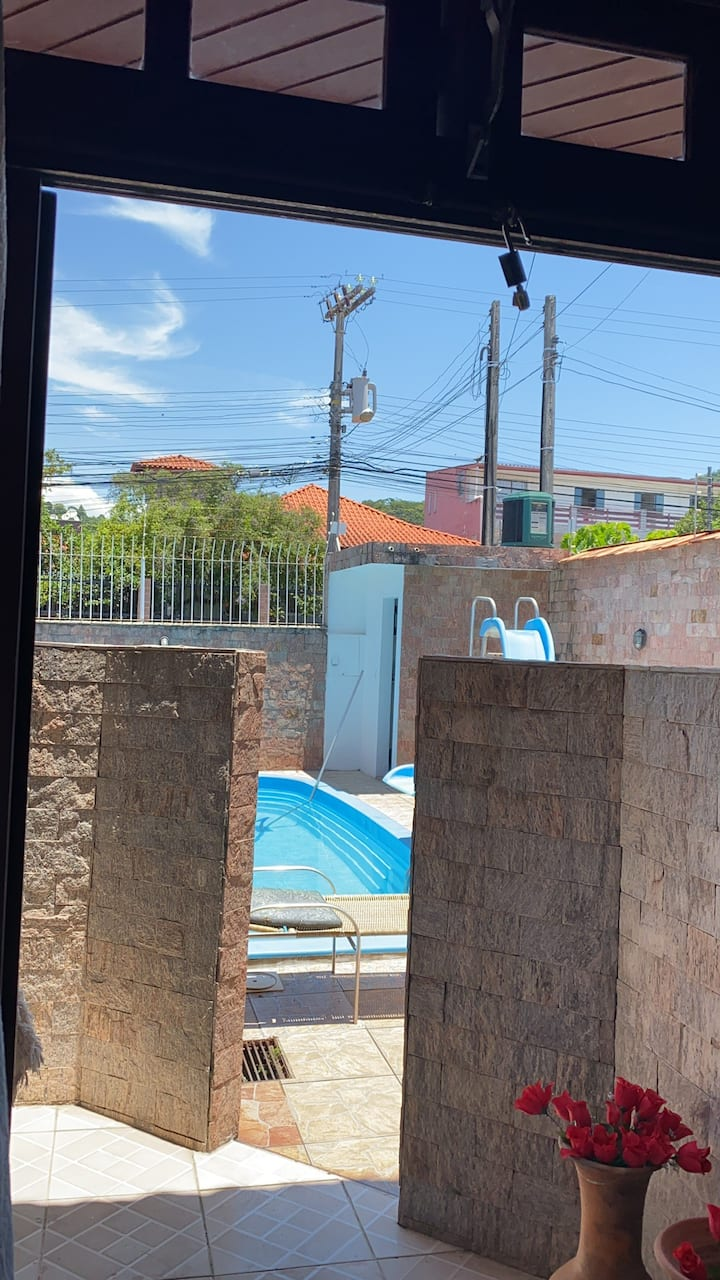 Casa grande  e aconchegante em Balneário Camboriú