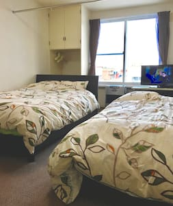 New!/Olive/Close to Biei & Asahiyama Zoo/Wifi - 旭川市 - Квартира