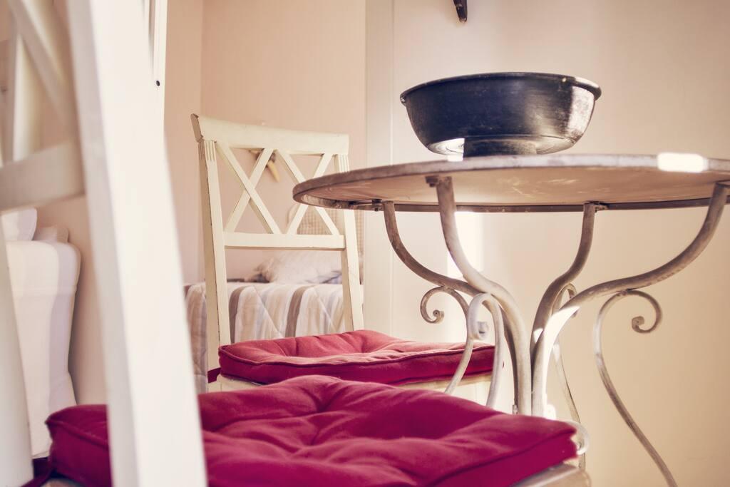 Junior Suite con salottino, angolo cottura e terrazzino