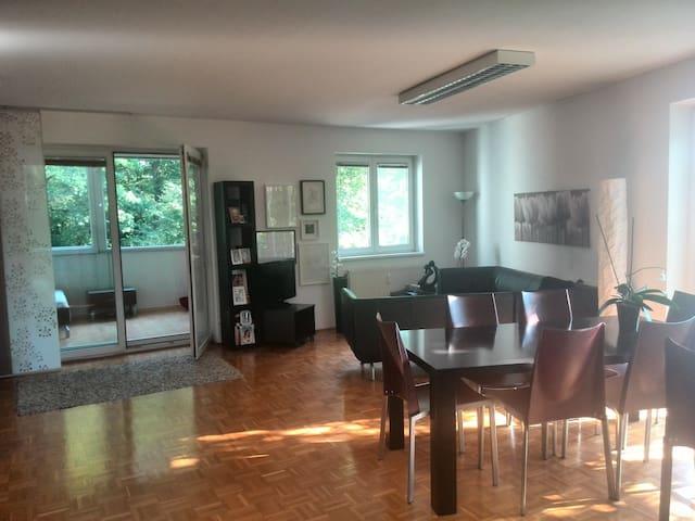 Schöne, gepflegte, helle und großräumige Wohnung - Vöcklabruck - Byt