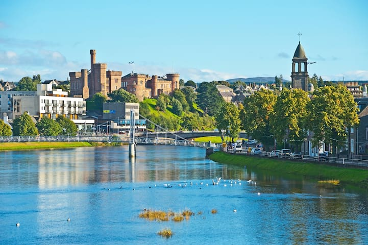 Beautiful Inverness