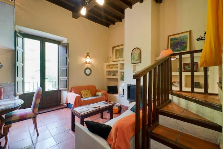 BALCONY OF THE ALHAMBRA - GRANADA - Granada - Apartment