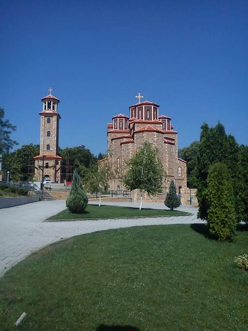 New Church in Veles