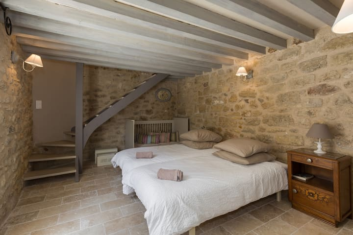 New ! Lovely stone house in Ansouis - Ansouis - Casa