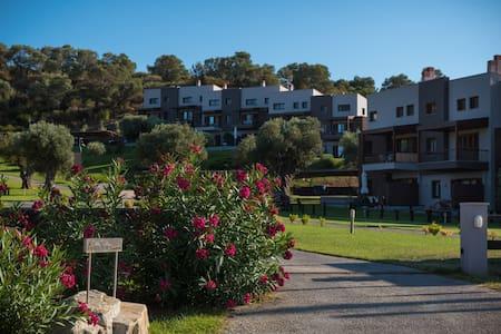 Athos Villas - Three bedroom luxury villa - Nea Roda