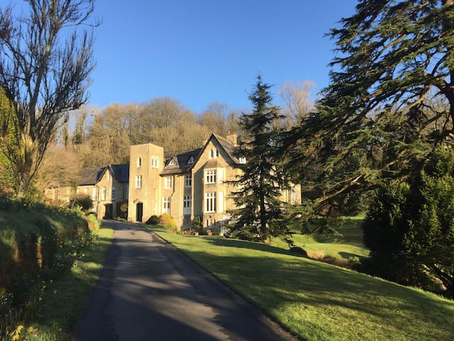 Historic House nr Dartmouth with Swimming Pool - Blackawton - Daire